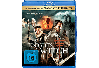 Knights Of The Witch Blu-ray