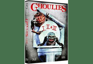 Ghoulies 1-3 Blu-ray
