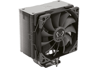 SCYTHE Kotetsu Mark II CPU-Kühler, Schwarz, Grau, Silber