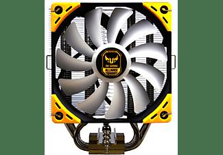 SCYTHE Kotetsu Mark II TUF Gaming Alliance CPU-Kühler, Schwarz, Grau, Gelb, Silber