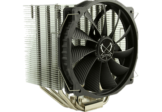 SCYTHE Mugen MAX CPU-Kühler, Schwarz, Silber