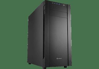 SHARKOON S25-V PC-Gehäuse, Schwarz