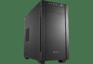 SHARKOON S1000 PC-Gehäuse, Schwarz