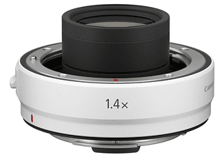 Objetivo - Canon Extensor RF 1.4x, Aumenta 1.4x la distancia focal, Blanco