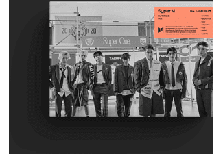 SuperM - The 1st Album 'Super One'  - (CD)