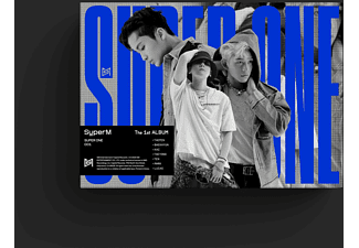 Superm - SuperM The 1st Album 'Super One'  - (CD)