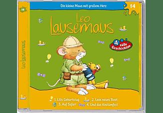 Leo Lausemaus - Folge 14:Lilis Geburtstag [CD]