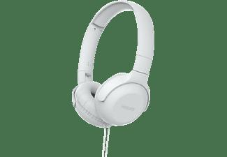 PHILIPS UH201, On-ear Kopfhörer Weiß