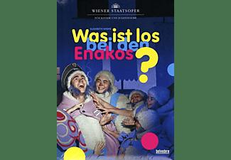 Michal/Stengards/Bühnenorch.Wiener Staatsoper - Was ist los bei den Enakos?  - (DVD)