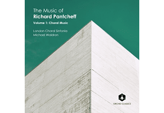 Michael/london Choral Sinfonia Waldron - The Music of Richard Pantcheff  - (CD)