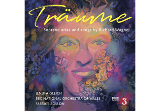 Jenufa Gleich, Fabrice Bollon, BBC National Orchestra - Träume  - (CD)