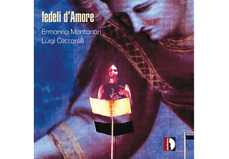Ermanna Montanari - Fedeli d'Amore  - (CD)