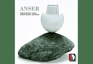 Sutera,Virginia/Braida,Alberto - Anser  - (CD)