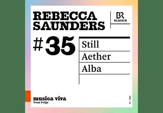 Peter/symphonieorchester Des Br Eotvoes - REBECCA SAUNDERS: STILL - AETHER - ALBA  - (CD)