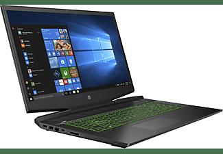 HP Pavilion 17-cd1356ng, Gaming Notebook mit 17,3 Zoll Display, Intel® Core™ i5 Prozessor, 16 GB RAM, 1 TB SSD, GeForce® GTX 1660 Ti Max-Q, Schwarz