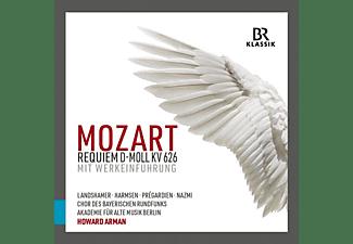 Chor des BR, Christine Landshamer, Sophie Harmsen - Requiem KV626  - (CD)
