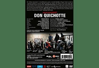 Bretz/Stout/Cohen/Wiener Symphoniker - Don Quichotte Bregenz 2019  - (DVD)