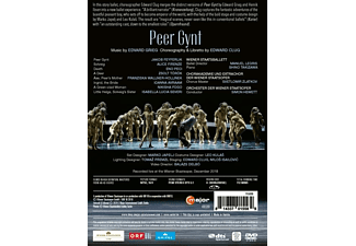 Feyferlik/Hewett/Wiener Staatsoper+Staatsballett/+ - Peer Gynt  Wenen 2018  - (DVD)