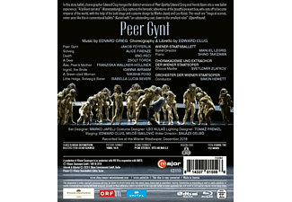 Feyferlik/Hewett/Wiener Staatsoper+Staatsballett/+ - Peer Gynt  - (Blu-ray)