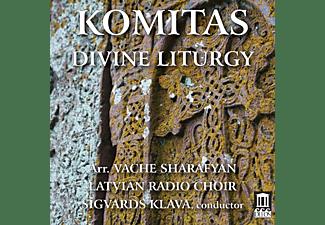 Sigvards & Latvian Radio Choir Klava - Divine Liturgy  - (CD)