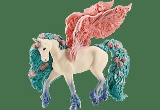 SCHLEICH Blütenpegasus Spielfigurenset, Mehrfarbig
