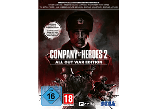 Company of Heroes 2: All Out War Edition - [PC]