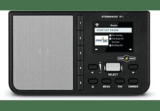 TECHNISAT Internet Radio STERNRADIO IR 1, schwarz