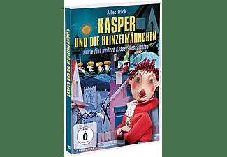 Alles Trick - Kasper und die Heinzelmännchen DVD