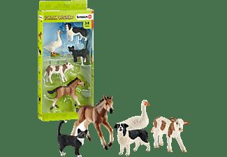 SCHLEICH Farm Word Tier-Mix Spielfiguren Mehrfarbig