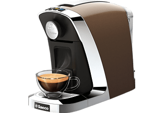 TCHIBO CAFISSIMO Saeco Cafissimo Tuttocaffè Cioccolato Kapselmaschine Braun