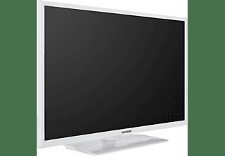 TELEFUNKEN D32F550R1CW-W LED TV (Flat, 32 Zoll / 80 cm, Full-HD, SMART TV)