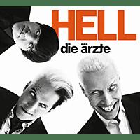 Die Ärzte - HELL (Hardcover-Buch)  - (CD)