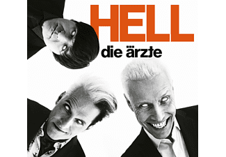 Die Ärzte - HELL (181-Gramm-Doppelvinyl-Buch)  - (Vinyl)