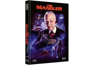 The Mangler Blu-ray + DVD