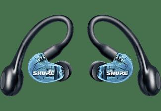 SHURE Aonic 215SPE, In-ear True Wireless Kopfhörer Bluetooth Blau