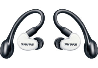 SHURE Aonic 215SPE, In-ear True Wireless Kopfhörer Bluetooth Weiß