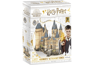 REVELL Harry Potter Hogwarts™ Astronomy Tower 3D Puzzle, Mehrfarbig