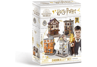 REVELL Harry Potter Diagon Alley™ Set 3D Puzzle, Mehrfarbig