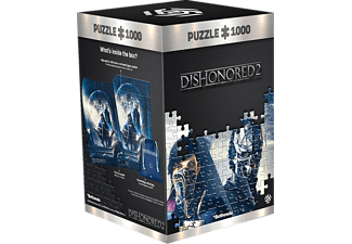 Dishonored 2: Throne 1000 db-os puzzle