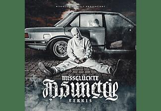 Ferris MC/Shocky/Swiss - MISSGLÜCKTE ASIMETRIE  - (Vinyl)