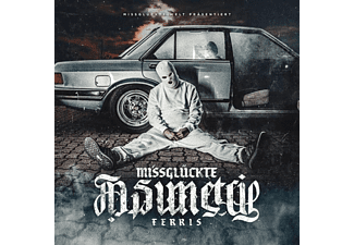 Ferris MC/Shocky/Swiss - MISSGLÜCKTE ASIMETRIE (COLOURED)  - (Vinyl)