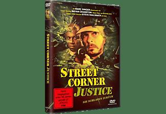 Street Corner Justice-Sie Schlagen Zurück DVD