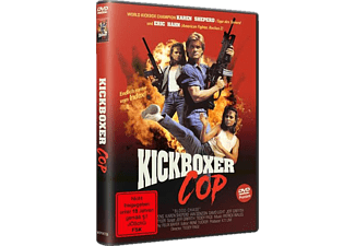 Kickboxer Cop DVD
