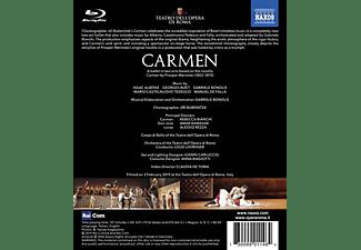 Bonolis,Gabriele/Bubenicek,Jiri - CARMEN (BALLET)  - (Blu-ray)