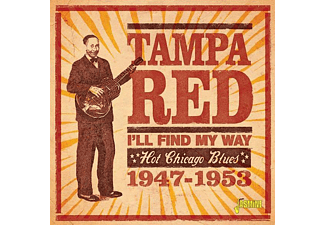 Tampa Red - I'll Find My Way-Hot Chicago Blues 1947-1953  - (CD)