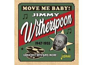 Jimmy Witherspoon - Move Me Baby!-Greatest Hits And More 1947-1955  - (CD)