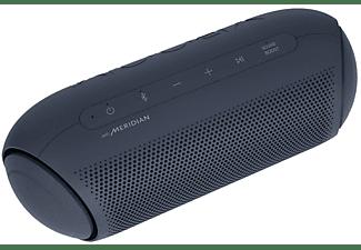 Altavoz inalámbrico - LG XBOOM GO PL7, 30 W, Bluetooth, Autonomía  24 h, IPX5, Comando por voz, Azul
