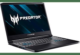 ACER Predator Triton 300 (PT315-52-70CQ) 144 Hz Display & RGB Tastaturbeleuchtung, Gaming Notebook mit 15,6 Zoll Display, Core i7 Prozessor, 16 GB RAM, 512 GB SSD, GeForce RTX 2060, Schwarz/Blau