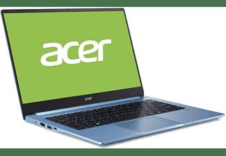 ACER Swift 3 (SF314-57-58MJ) Tastaturbeleuchtung, Notebook mit 14 Zoll Display, Intel® Core™ i5 Prozessor, 8 GB RAM, 512 GB SSD, Intel UHD Grafik, Glacier Blue