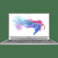 MSI CREATOR 17 A10SF, Notebook mit 14,3 Zoll Display, Core™ i7 Prozessor, 32 GB RAM, 1 TB SSD, GeForce RTX 2070 Max Q, Space Grau